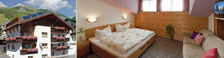 Photos of the apartments and rooms at Holiday House Birgit