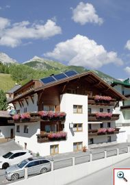 Welcome to Holiday House Birgit in the heart of the Arlberg region!