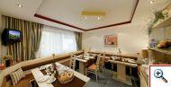 Herzhaft Frühstücken im Haus Birgit in Pettneu am Arlberg