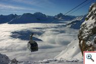 Gondelaussicht - TVB St. Anton am Arlberg - Fotograf Josef Mallaun