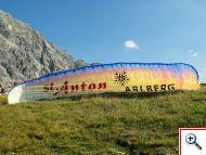 Paragliden - TVB St. Anton am Arlberg